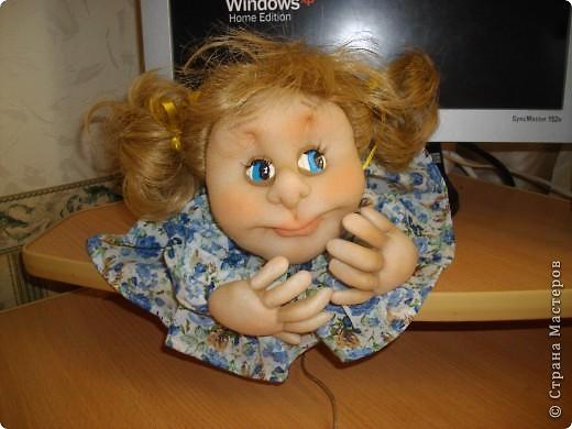 Новая кукла. фото 4