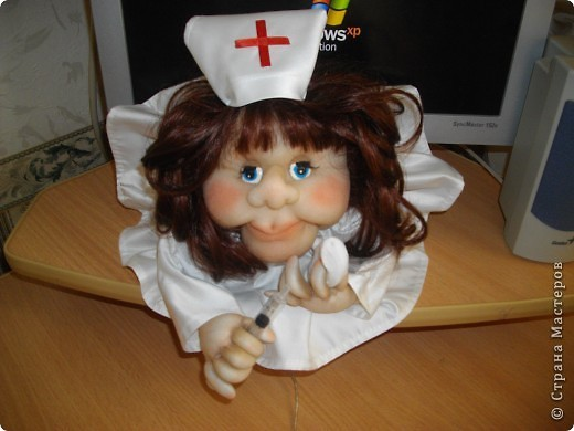 Новая кукла. фото 5