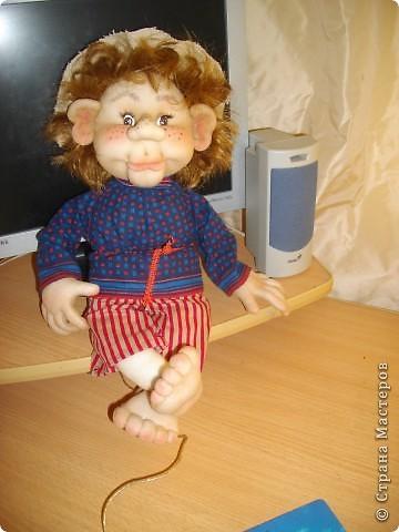 Новая кукла. фото 1