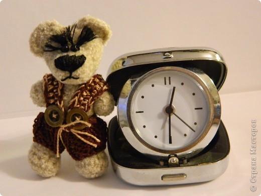 Медвежонок хранитель часов