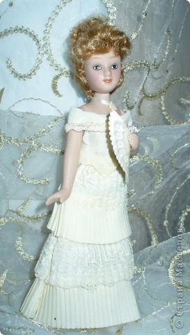 Кукла в первоначальном виде. фото 1