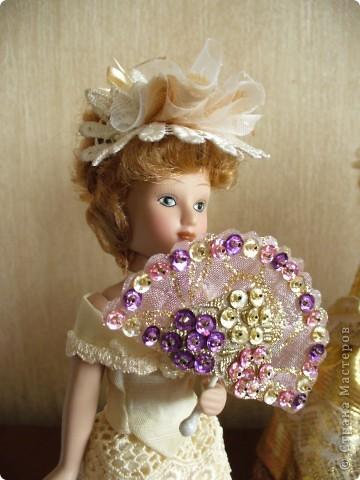 Кукла в первоначальном виде. фото 3