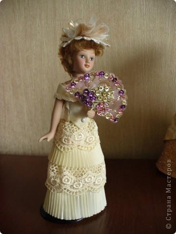 Кукла в первоначальном виде. фото 2