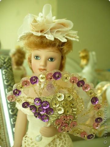 Кукла в первоначальном виде. фото 7