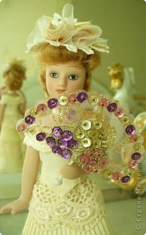 Кукла в первоначальном виде. фото 4
