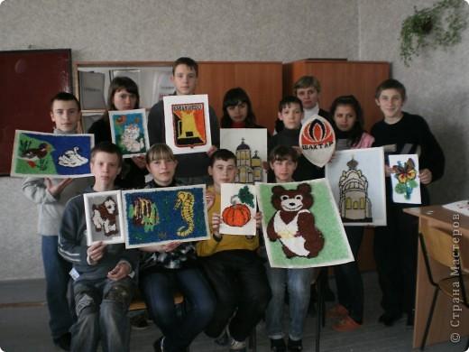 Работы моих учащихся фото 1