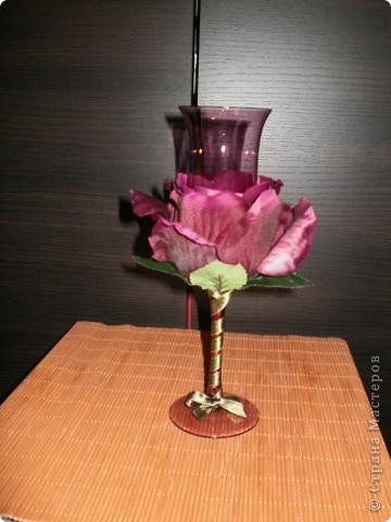 необичайни сватбени чаши фото 1
