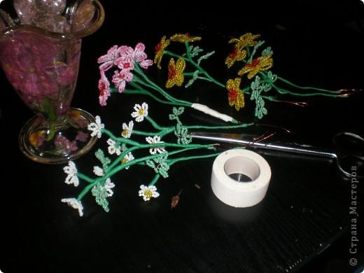 Букетик цветов фото 6