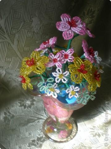 Букетик цветов фото 7