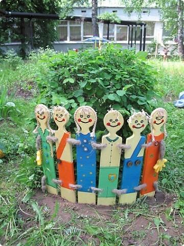 Всё не можем остановиться и продолжаем украшать детский сад фото 2