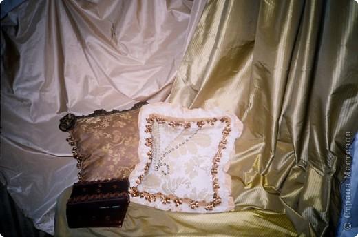 Винтажные подушки фото 2