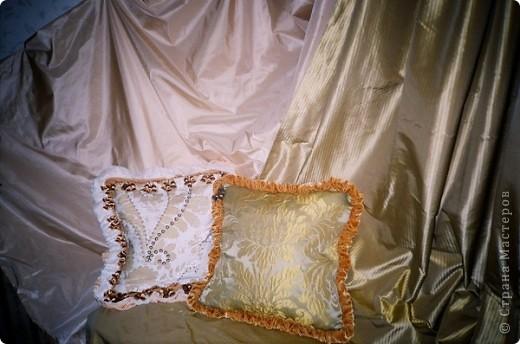 Винтажные подушки фото 1