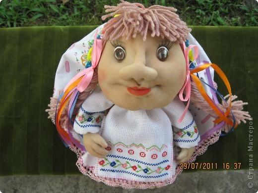 Куколки на удачу. фото 2