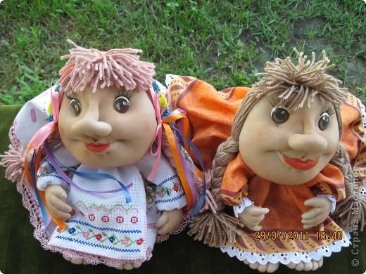 Куколки на удачу. фото 1