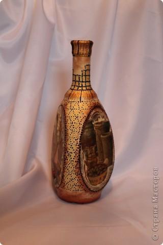 Подставки под горячее, делала на старой керамической плитке. фото 3