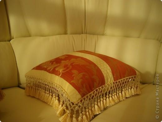 Винтажные подушки фото 7