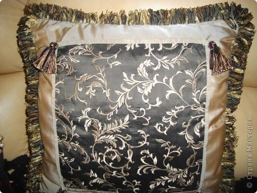 Винтажные подушки фото 3