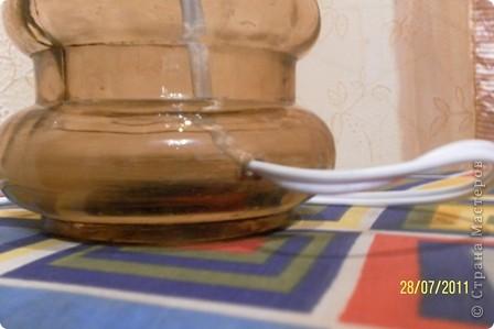 как-то муж нашел на чердаке старую керосиновую лампу.... фото 3