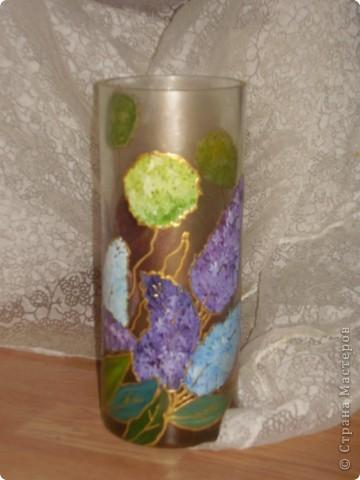 роспись вазы! фото 1