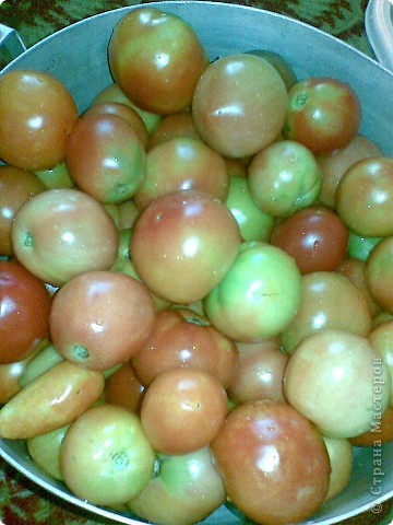 Готовые помидорчики фото 2
