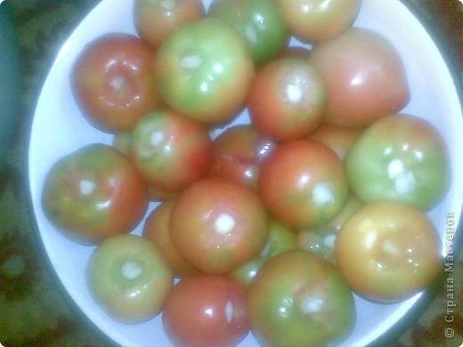 Готовые помидорчики фото 4