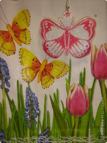 Прилетели нас навестить две бабочки. фото 5