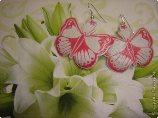 Прилетели нас навестить две бабочки. фото 1