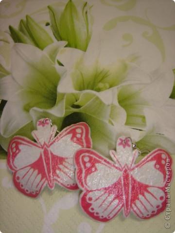 Прилетели нас навестить две бабочки. фото 2