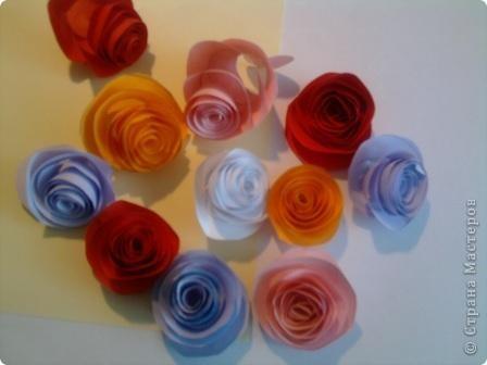 Открытка с цветами. фото 6