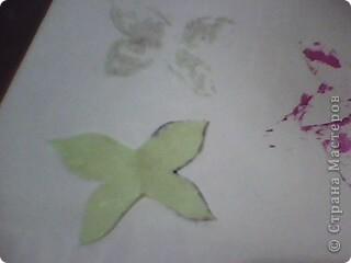 Вот такие миленькие и маленькие бабочки у меня получились! )) фото 7