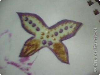 Вот такие миленькие и маленькие бабочки у меня получились! )) фото 11