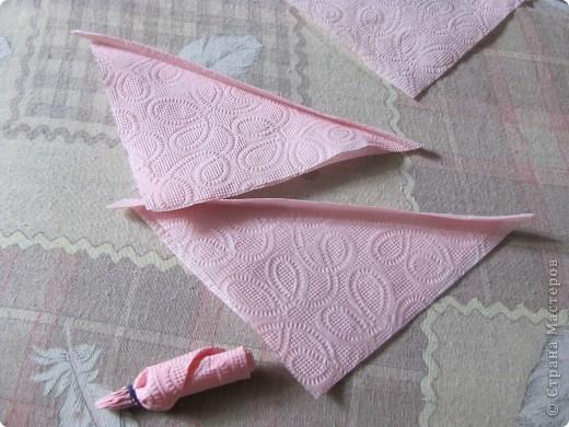 Розовое деревце фото 3