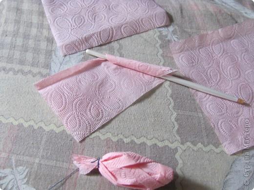 Розовое деревце фото 4