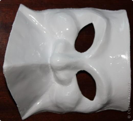 Попытка сделать слепок или как правильно назвать с лица превратилось в подобие буратины... фото 4