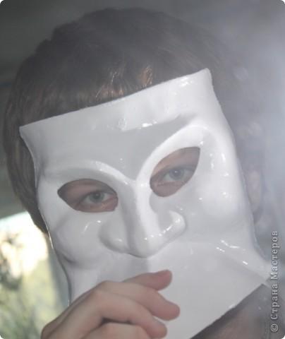 Попытка сделать слепок или как правильно назвать с лица превратилось в подобие буратины... фото 16