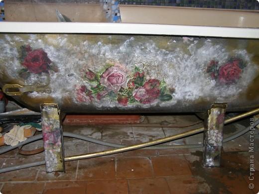 Старая ванна? Старинная! фото 3