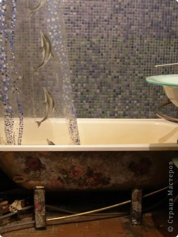 Старая ванна? Старинная! фото 2