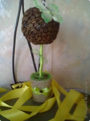 Кофейное опять под салатовый цвет!  фото 1