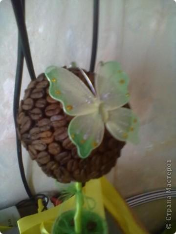 Кофейное опять под салатовый цвет!  фото 2