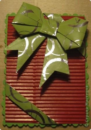 очень понравились бантики в технике оригами. Вот и получилась такая серия. фото 8