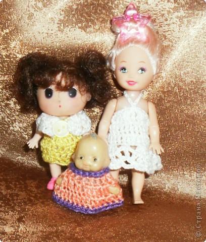 Наряды для кукол фото 6