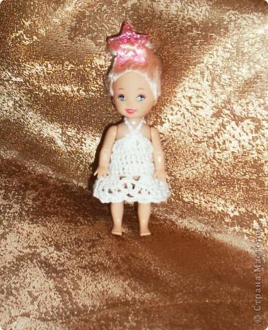 Наряды для кукол фото 5