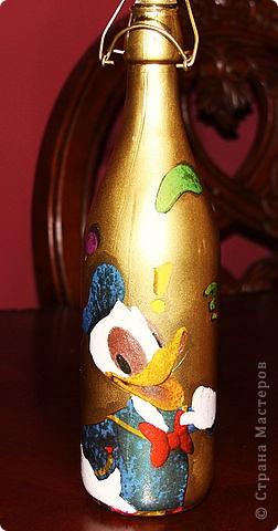 Первая моя ваза..с кристаллами Сваровски! фото 2