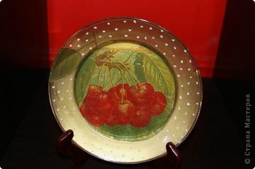 Первая моя ваза..с кристаллами Сваровски! фото 4