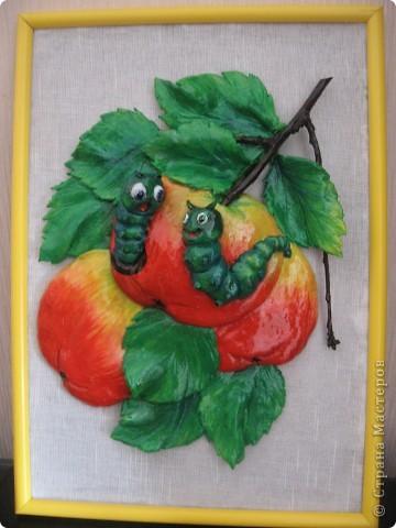 Вот такие яблочки у меня получились, а почему с червячками - так ведь натур.продукт. фото 6