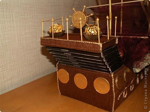 кораблик фото 4
