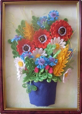 Я к Вам сегодня со своими любимыми полевыми  цветами. НУ очень я их люблю. Мне кажется красивее их не бывает. Они такие красивые, нежные, хрупкие расцветают и украшают наши поля, луга, а мы глядя на них радуемся.  фото 4