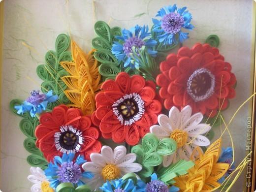 Я к Вам сегодня со своими любимыми полевыми  цветами. НУ очень я их люблю. Мне кажется красивее их не бывает. Они такие красивые, нежные, хрупкие расцветают и украшают наши поля, луга, а мы глядя на них радуемся.  фото 2