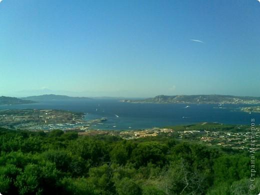 остров Сардения находиться в Италии возле Корсики фото 13