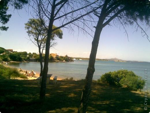 остров Сардения находиться в Италии возле Корсики фото 14